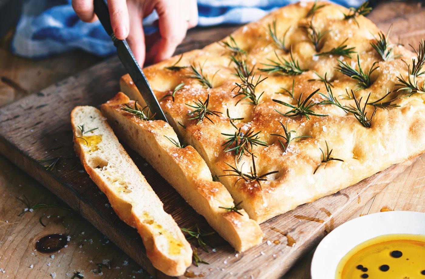 tasty focaccia recipe filmfoods